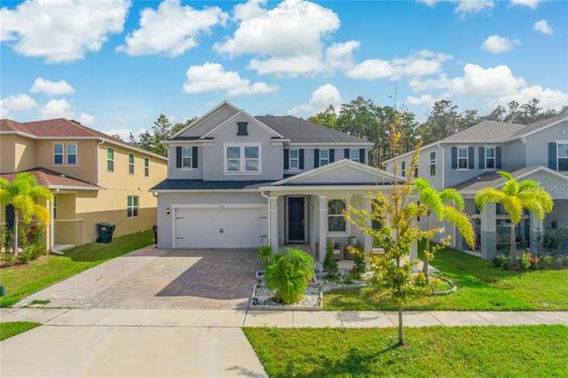 2533 Interlock Drive, Kissimmee, FL 34741 (MLS #O5904909) :: Pepine Realty