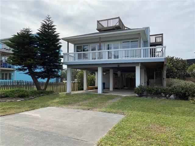 6960 S Atlantic Avenue, New Smyrna Beach, FL 32169 (MLS #O5904942) :: Delgado Home Team at Keller Williams
