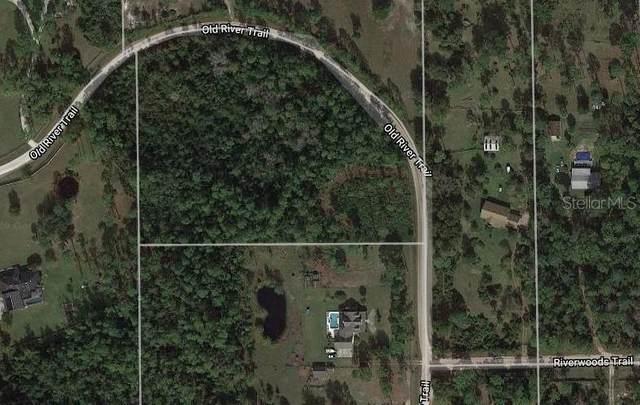 1900 Old River Trail, Chuluota, FL 32766 (MLS #O5905217) :: Vacasa Real Estate