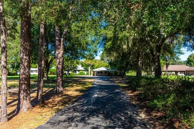 39001 Lake Burns Road, Umatilla, FL 32784 (MLS #O5905307) :: The Figueroa Team