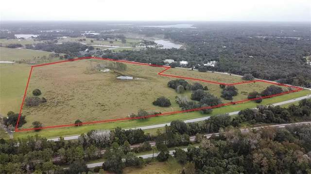 5820 Lake Winona Road, De Leon Springs, FL 32130 (MLS #O5905550) :: Baird Realty Group