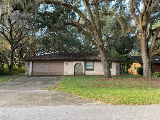 3512 SW Shorewood Drive, Dunnellon, FL 34431 (MLS #O5905571) :: Southern Associates Realty LLC