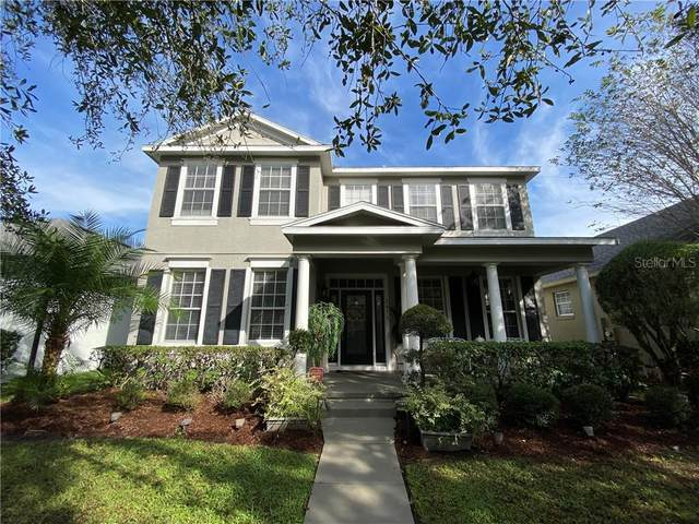 3411 Carriage Lake Drive, Orlando, FL 32828 (MLS #O5905714) :: GO Realty