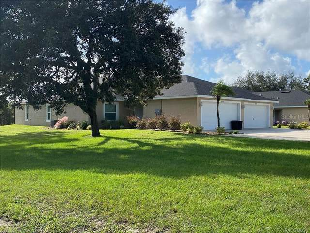 2156 S Gleneagle Terrace, Lecanto, FL 34461 (MLS #O5905920) :: Griffin Group