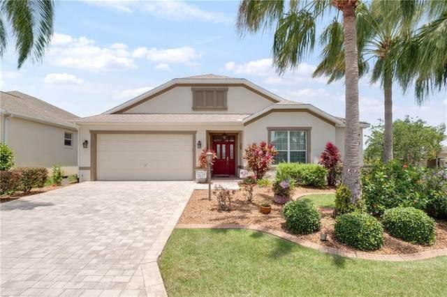 1017 Dentsville Lane, The Villages, FL 32162 (MLS #O5905968) :: Sarasota Gulf Coast Realtors