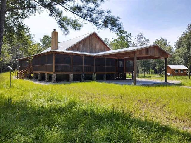 3351 SW Gator Walk Avenue, Chiefland, FL 32626 (MLS #O5906062) :: The Robertson Real Estate Group