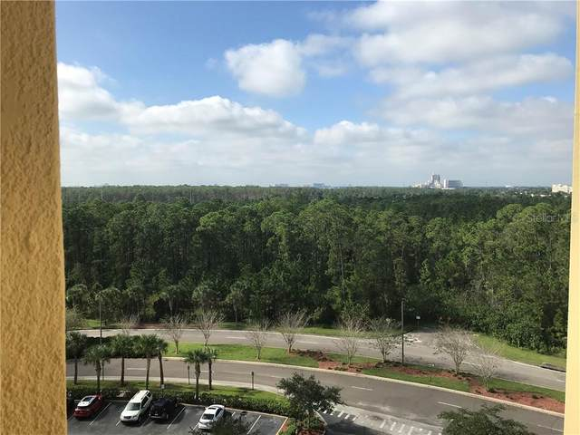 8125 Resort Village Drive #5802, Orlando, FL 32821 (MLS #O5906123) :: Lockhart & Walseth Team, Realtors