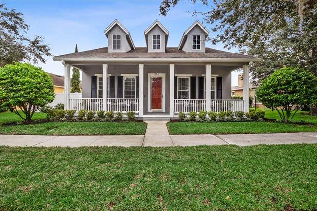 10141 Sweetleaf Street, Orlando, FL 32827 (MLS #O5906129) :: Armel Real Estate