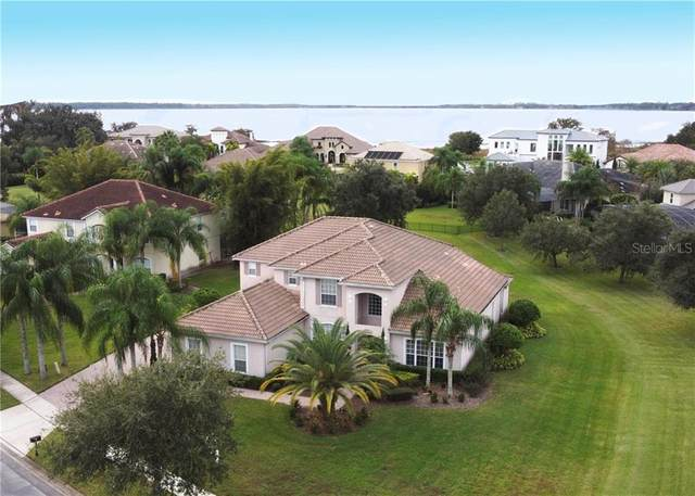 11124 Bugenhagen Drive, Orlando, FL 32832 (MLS #O5906157) :: Sarasota Gulf Coast Realtors