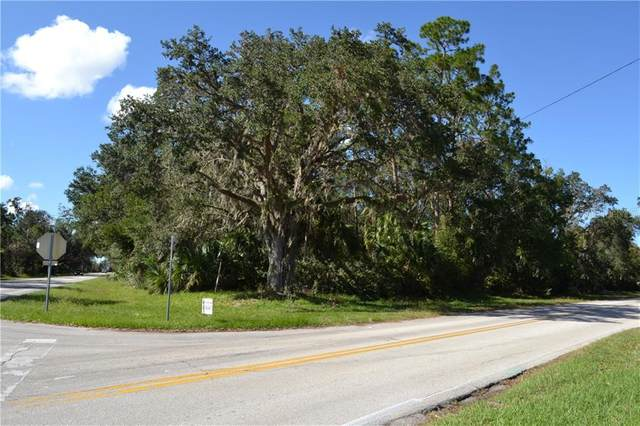 0 W Pioneer Trail Trail, New Smyrna Beach, FL 32168 (MLS #O5906318) :: Carmena and Associates Realty Group