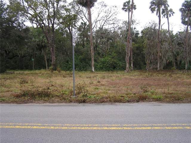 Fec Rr, New Smyrna Beach, FL 32168 (MLS #O5906358) :: Bob Paulson with Vylla Home