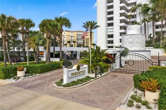 5255 S Atlantic Avenue #7030, New Smyrna Beach, FL 32169 (MLS #O5906374) :: Florida Real Estate Sellers at Keller Williams Realty