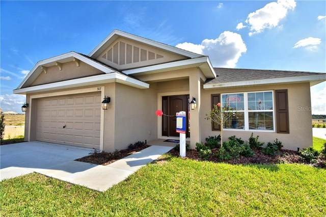 156 Bergamot Loop, Davenport, FL 33837 (MLS #O5906389) :: Cartwright Realty