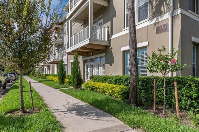 1230 Wright Circle #101, Celebration, FL 34747 (MLS #O5906606) :: Bustamante Real Estate