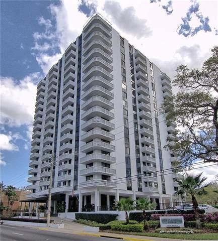 400 E Colonial Drive #504, Orlando, FL 32803 (MLS #O5906741) :: Coldwell Banker Vanguard Realty