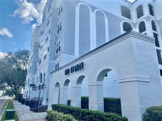 304 E South Street #5020, Orlando, FL 32801 (MLS #O5906855) :: Century 21 Professional Group