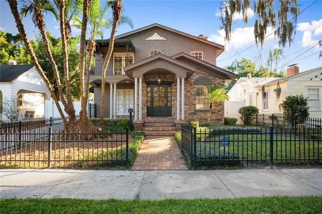 714 Park Lake Street, Orlando, FL 32803 (MLS #O5906886) :: Florida Life Real Estate Group