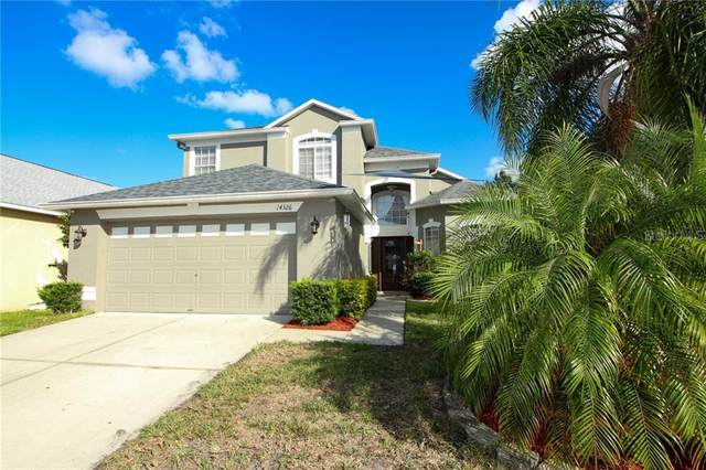 14326 Sapphire Bay Cir, Orlando, FL 32828 (MLS #O5907018) :: Carmena and Associates Realty Group