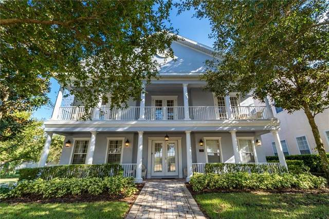 7516 Gathering Drive #7516, Reunion, FL 34747 (MLS #O5907138) :: RE/MAX Premier Properties