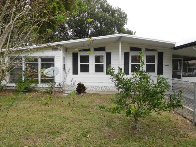 16845 SE 101 COURT ROAD, Summerfield, FL 34491 (MLS #O5907221) :: Sarasota Home Specialists