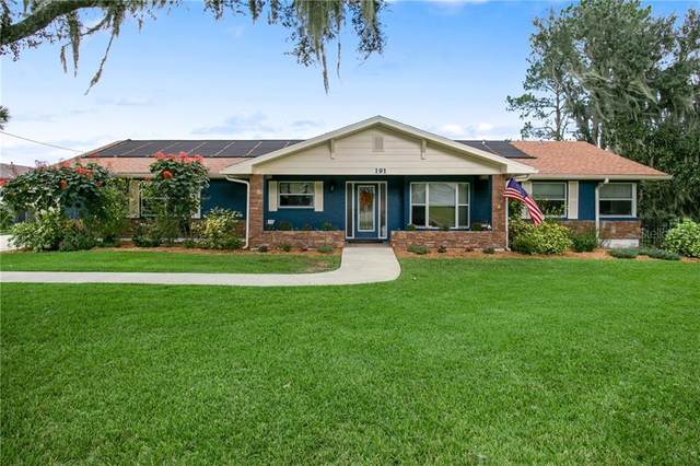 191 E Lakeview Street, Umatilla, FL 32784 (MLS #O5907373) :: Griffin Group