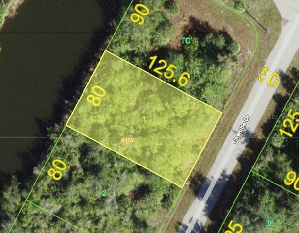 13383 Chenille Drive, Port Charlotte, FL 33981 (MLS #O5907470) :: Griffin Group