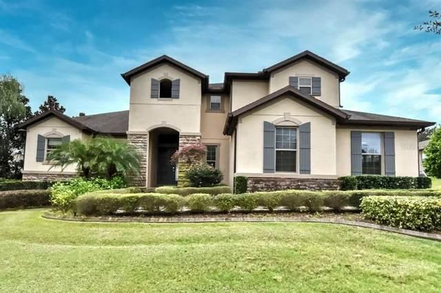 21608 Sullivan Ranch Boulevard, Mount Dora, FL 32757 (MLS #O5907813) :: Heckler Realty
