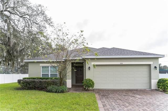 308 Ironwood Drive, Davenport, FL 33837 (MLS #O5907865) :: Bustamante Real Estate