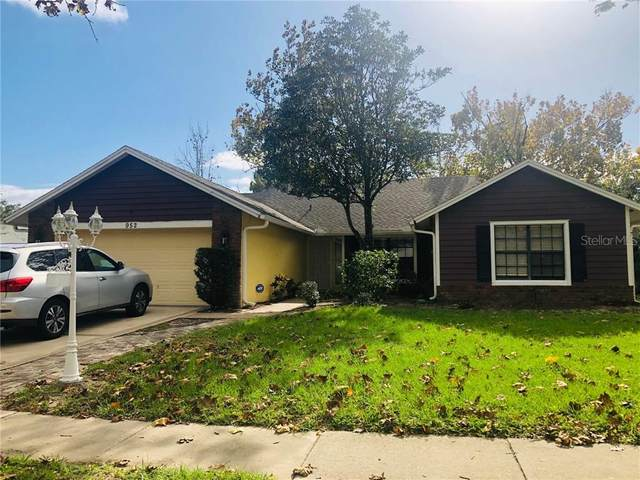 952 Wesson Drive, Casselberry, FL 32707 (MLS #O5907934) :: Griffin Group