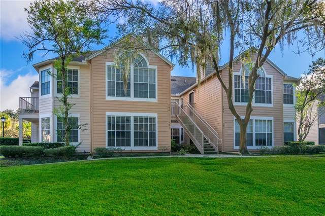 698 Roaring Drive #383, Altamonte Springs, FL 32714 (MLS #O5908000) :: Bob Paulson with Vylla Home