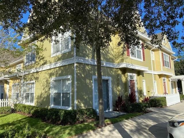 4006 Santa Maria Drive #108, Kissimmee, FL 34741 (MLS #O5908050) :: Frankenstein Home Team