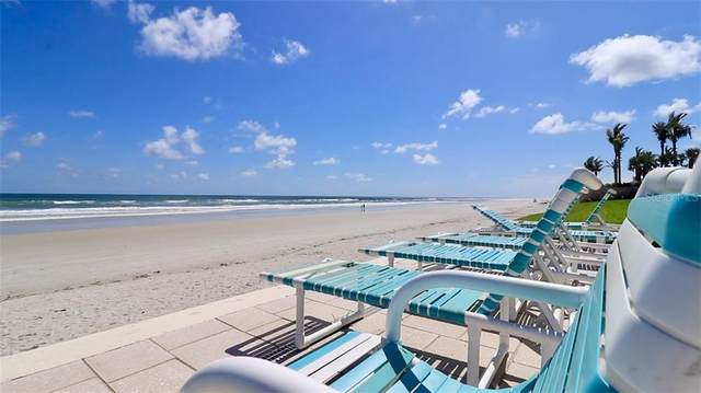 4501 S Atlantic Avenue #403, New Smyrna Beach, FL 32169 (MLS #O5908089) :: Florida Real Estate Sellers at Keller Williams Realty