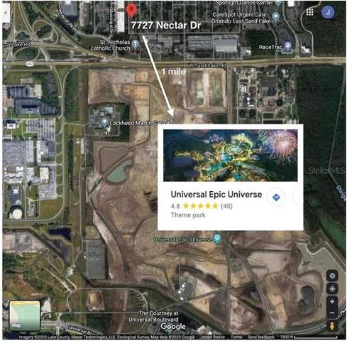 7727 Nectar Drive, Orlando, FL 32819 (MLS #O5908105) :: Griffin Group