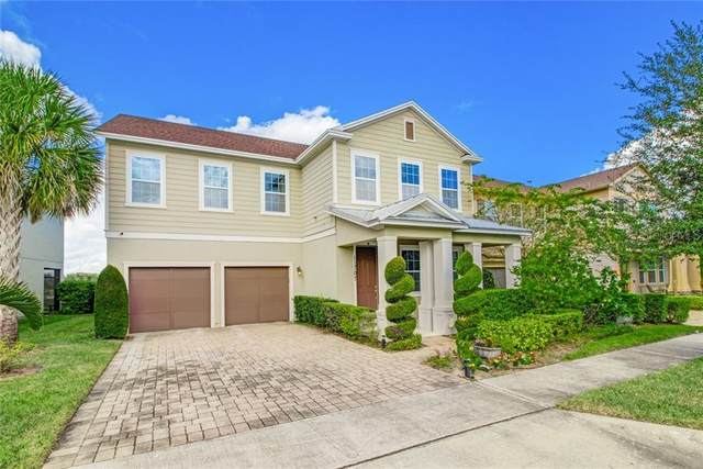11707 Sprawling Oak Drive, Windermere, FL 34786 (MLS #O5908114) :: Bustamante Real Estate