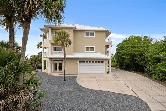 813 Grunion Avenue, New Smyrna Beach, FL 32169 (MLS #O5908135) :: Florida Real Estate Sellers at Keller Williams Realty