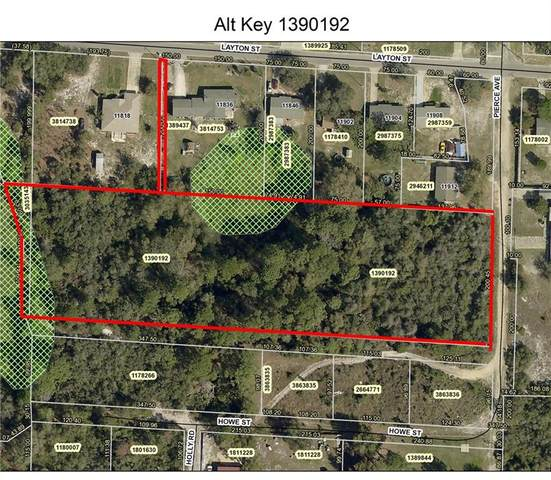 Lot 260 Pierce Avenue, Leesburg, FL 34788 (MLS #O5908184) :: Kelli and Audrey at RE/MAX Tropical Sands