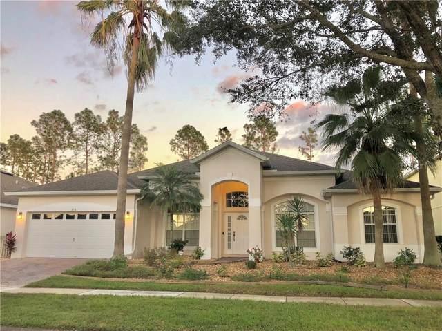 438 Belfry Drive, Davenport, FL 33897 (MLS #O5908207) :: Armel Real Estate