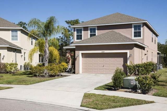 2664 Santosh Cove, Kissimmee, FL 34746 (MLS #O5908214) :: Dalton Wade Real Estate Group