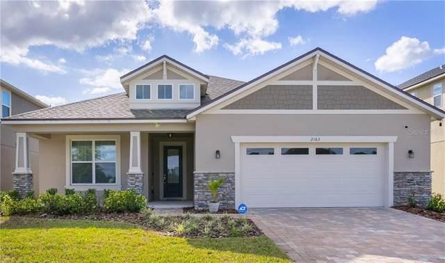 2163 Donahue Drive, Ocoee, FL 34761 (MLS #O5908218) :: Griffin Group