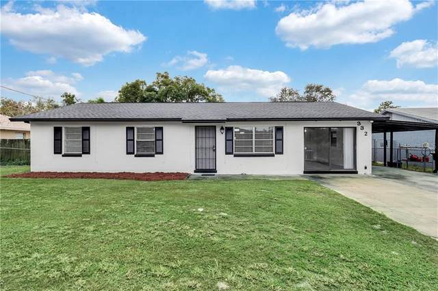 332 W 5TH Street, Apopka, FL 32703 (MLS #O5908229) :: Bob Paulson with Vylla Home