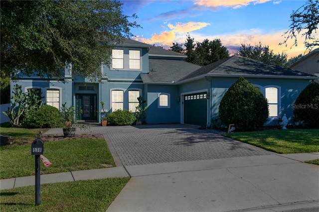 538 Parkside Pointe Boulevard, Apopka, FL 32712 (MLS #O5908305) :: Bob Paulson with Vylla Home
