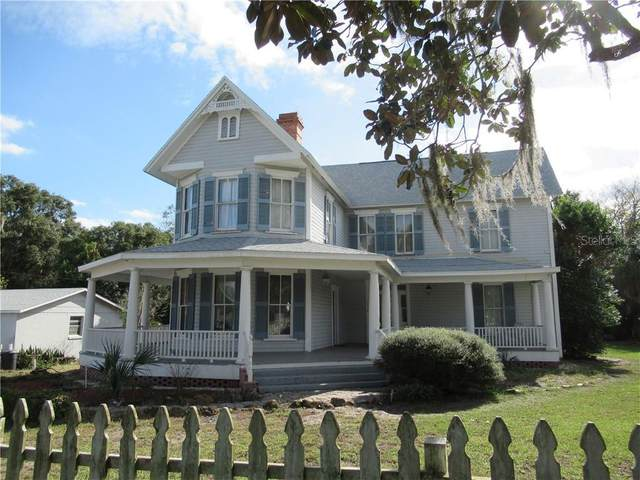 1512 Central Avenue, Coleman, FL 33521 (MLS #O5908385) :: Premier Home Experts