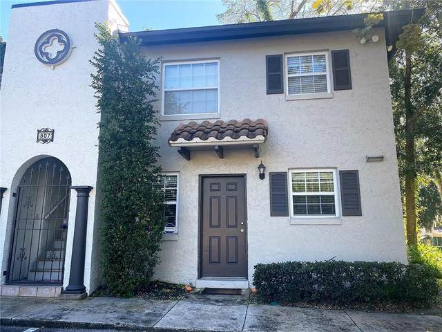 807 Weldona Lane #106, Orlando, FL 32801 (MLS #O5908386) :: Century 21 Professional Group