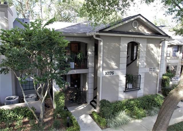 1076 Kensington Park Dr #204, Altamonte Springs, FL 32714 (MLS #O5908417) :: Bustamante Real Estate