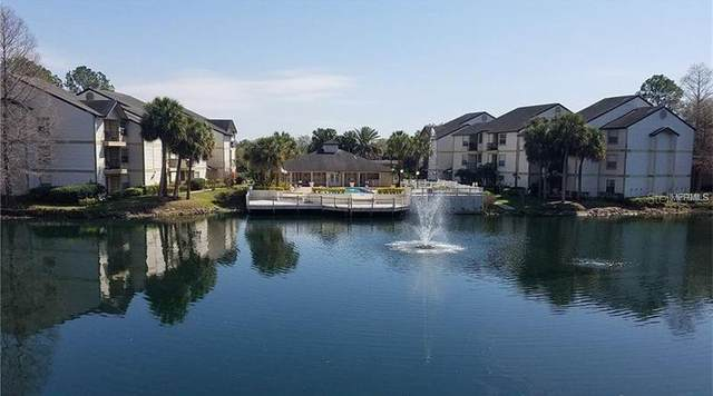 1964 Lake Atriums Circle #158, Orlando, FL 32839 (MLS #O5908546) :: The Kardosh Team