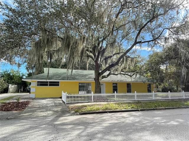 620 N Highland Street, Mount Dora, FL 32757 (MLS #O5908623) :: Heckler Realty