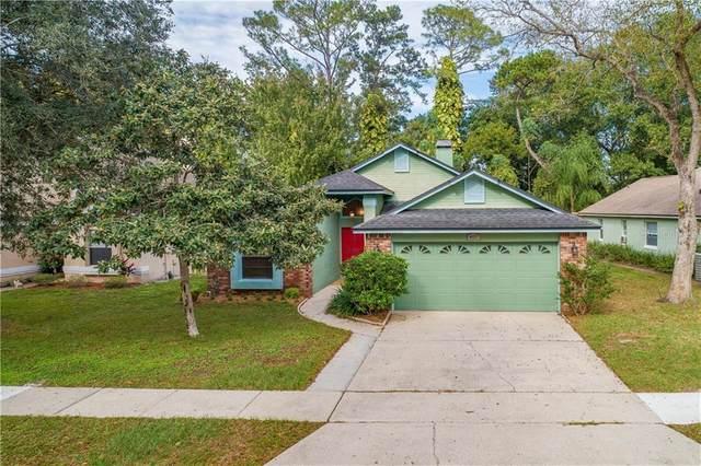 407 Morning Glory Drive, Lake Mary, FL 32746 (MLS #O5908630) :: Bob Paulson with Vylla Home