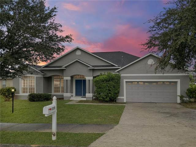 235 Dinner Lake Place, Lake Wales, FL 33859 (MLS #O5908692) :: Cartwright Realty