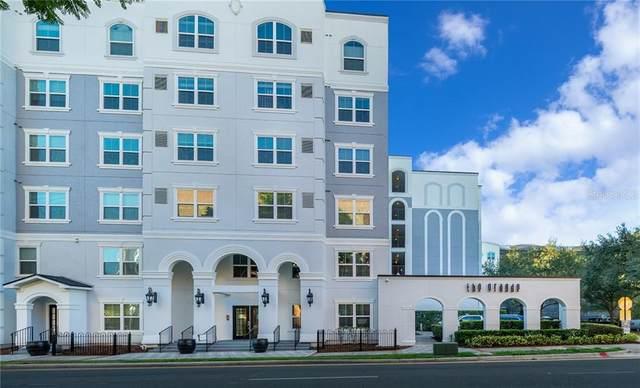 202 E South Street #5045, Orlando, FL 32801 (MLS #O5908693) :: The Kardosh Team