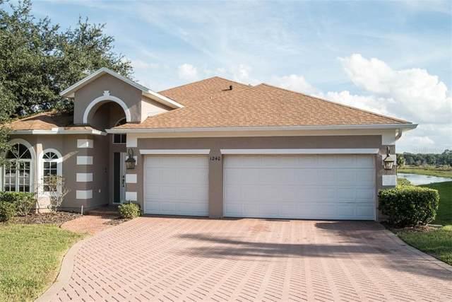1240 Green Vista Circle, Apopka, FL 32712 (MLS #O5908855) :: Rabell Realty Group
